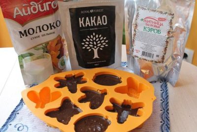 как сделать какао масло в домашних условиях