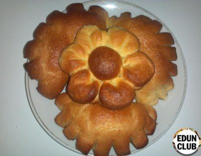 как сделать булочки с повидлом