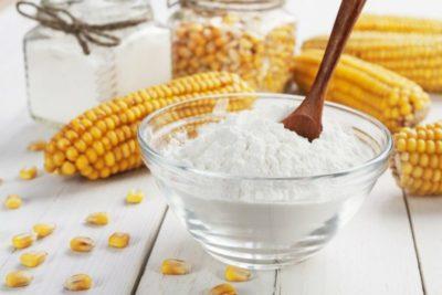 как сделать кукурузный крахмал