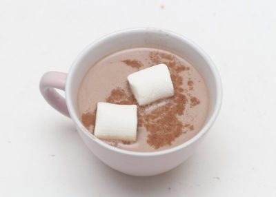 как сделать белый шоколад в домашних условиях