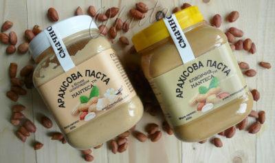как сделать дома арахисовую пасту