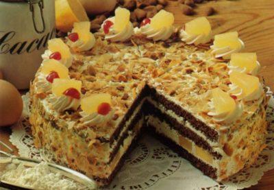 какой торт испечь на день рождения