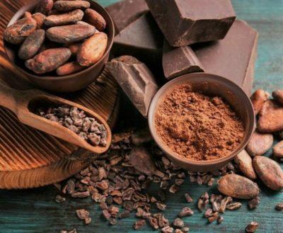 какао бобы как приготовить
