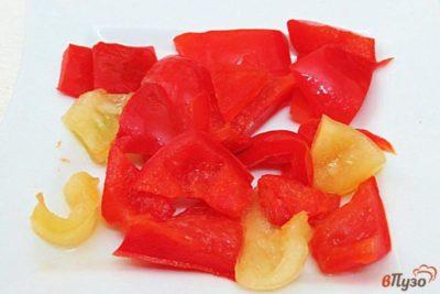 как запечь овощи в микроволновке