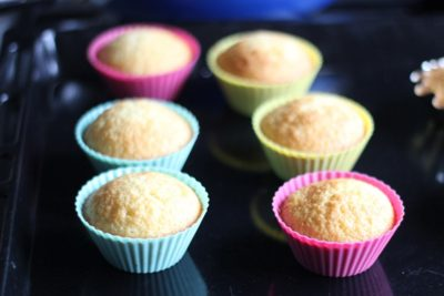 как сделать кексы в домашних условиях