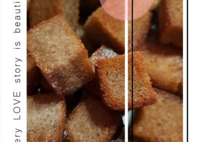 как приготовить гренки из хлеба в духовке