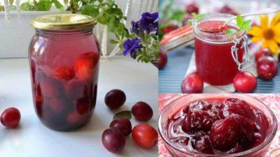 как сделать наливку из вишни