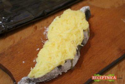 как приготовить зубатку в духовке с картофелем