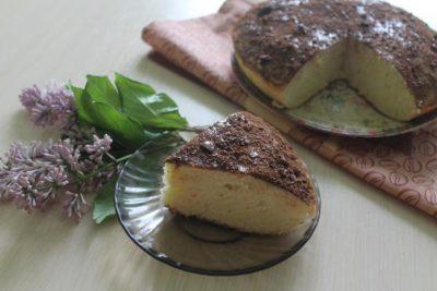 как приготовить кекс в мультиварке