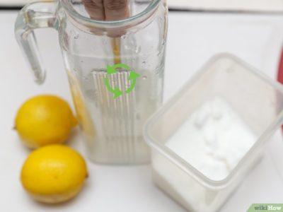 как сделать лимонный сок из лимонной кислоты