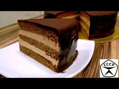 как испечь торт прага