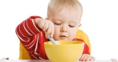 что можно давать ребенку на завтрак