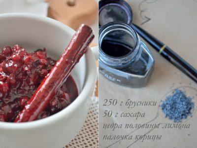 как сварить морс из замороженных ягод
