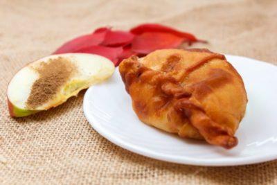 как приготовить начинку из яблок для пирожков