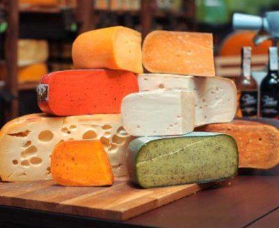 как сделать голландский сыр