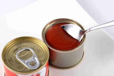 как сделать кетчуп из томатной пасты