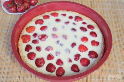 как приготовить пирог из калины