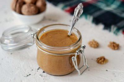 как сделать ореховую пасту