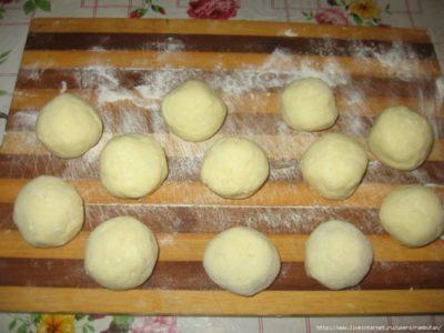 как сделать картофельное тесто