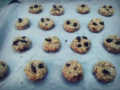 как приготовить овсяное печенье дома