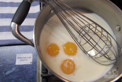 как сделать крем без яиц