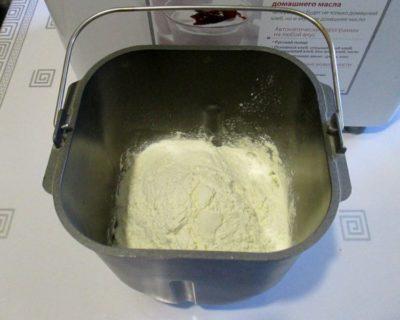 как сделать тесто в хлебопечке