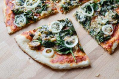 как сделать пиццу из хлеба