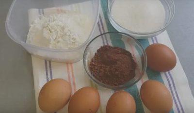 как приготовить яичный крем