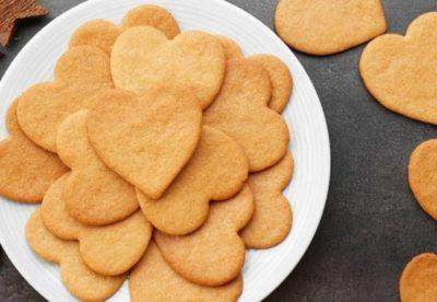 как испечь печенье в духовке