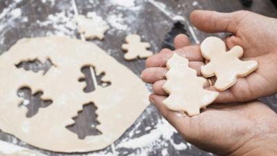 как сделать форму для печенья своими руками