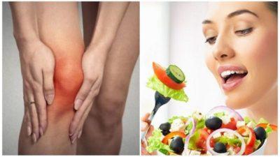 что нужно есть чтобы не болели суставы