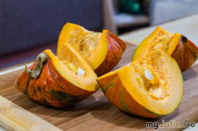 как приготовить тыкву в духовке с медом