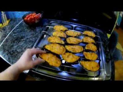 как запечь мидии в духовке