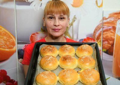 как приготовить булочки для бургеров