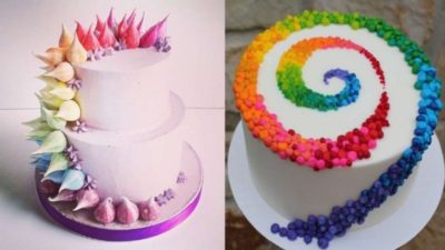 как сделать украшения для торта