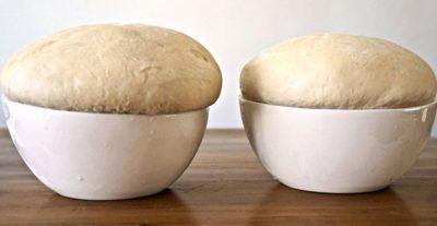как завести тесто на хлеб