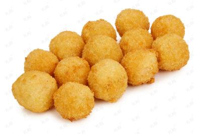 как сделать сырные шарики
