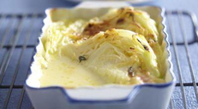 как приготовить капусту в духовке