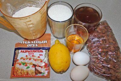 яйца мука сахар что приготовить