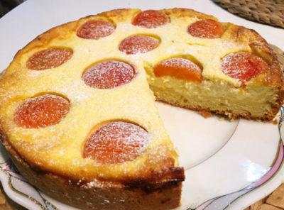 как называется открытый пирог