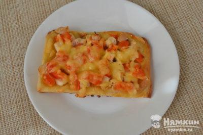 слоеное тесто и сыр что можно приготовить
