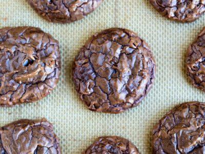 как приготовить шоколадное печенье
