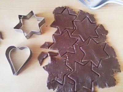 как сделать печенье с какао