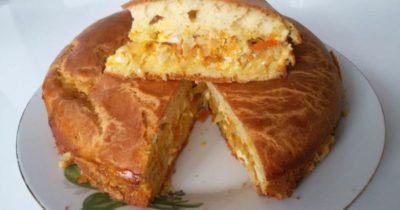 как приготовить пирог с капустой в духовке