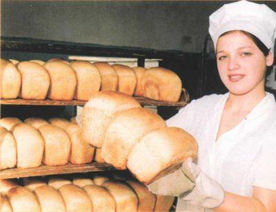 как правильно печь хлеб