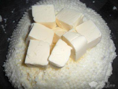 как сделать из творога сыр