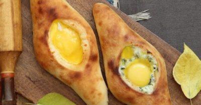 лодочка с яйцом как называется