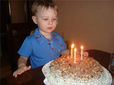 торт как в детстве