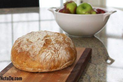 почему крошится домашний хлеб