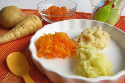 как приготовить морковное пюре